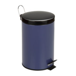 12L Round Step Can - Purple