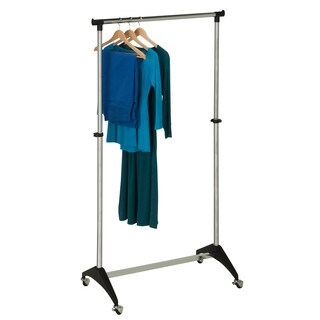 Honey Can Do GAR-03535 Modern Adjustable Garment Rack