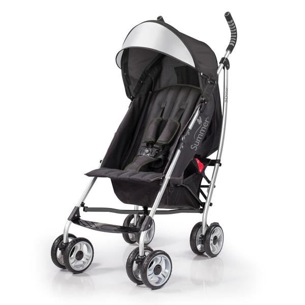 Summer Infant 3D Lite Convenience Stroller in Black