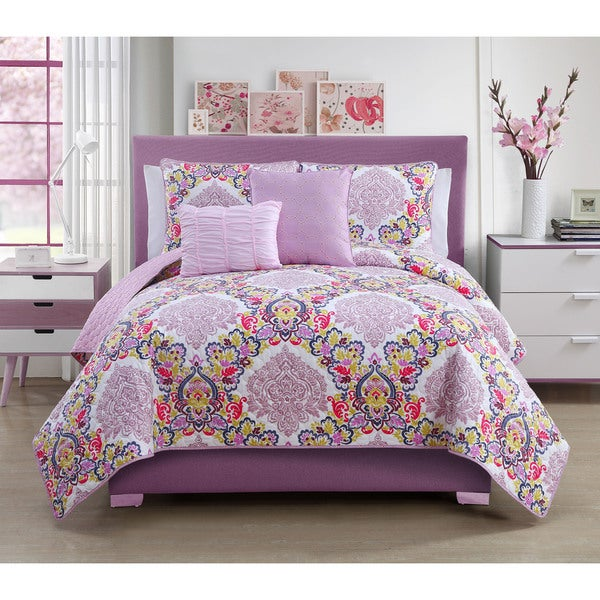 Dolce Vita 5-piece Comforter Set