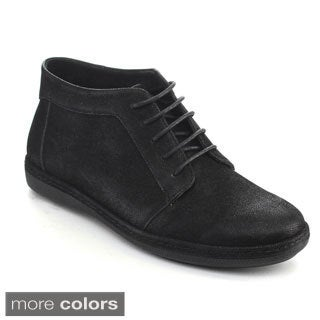 Alessio M138H Men's Desert Plaint Toe Lace Up Chukka Oxford