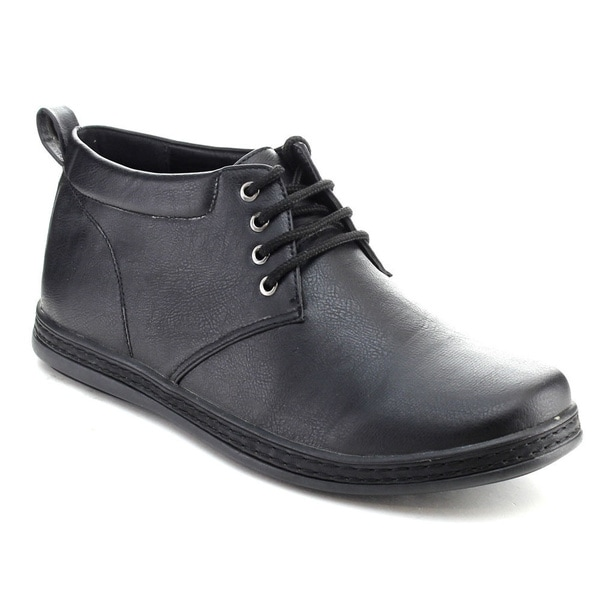 Alessio M258H Men's Classic Lace Up Casual Oxfords