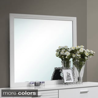 Natalie Collection Grooved Mirror