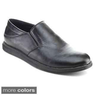Alessio M818L Men's Slip-on Casual Dress Loafers