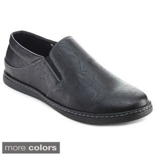 Alessio M842L Men's Dress Slip-on Casual Loafers