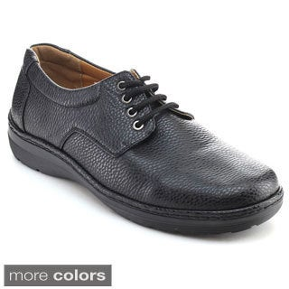 Alessio M813L Men's Basic Lace up Low top Oxfords