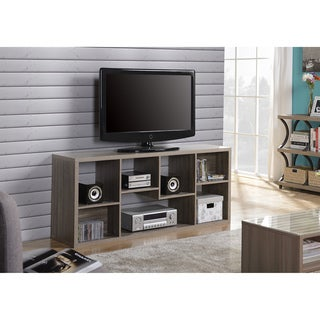 Homestar 7-compartment Shelving Console