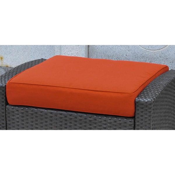International Caravan Corded Replacement Cushion for Barcelona Ottoman