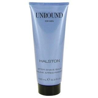 Halston Unbound Men's 3.3-ounce Aftershave Balm