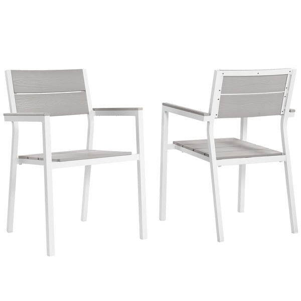 Main Dining Armchair Outdoor 2-piece Patio Set