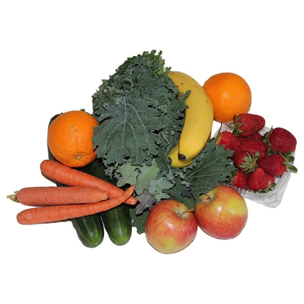 Seabreeze Organic Farm 'Juice It Up' Bundle (Local delivery)