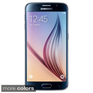 Samsung Galaxy S6 G920i 32GB Unlocked GSM 4G LTE Octa-Core Phone