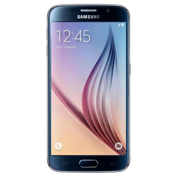 Samsung Galaxy S6 Black 32GB Unlocked GSM 4G LTE Octa-Core Smartphone