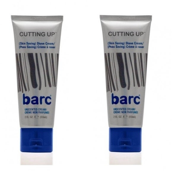 Barc Cutting Up 2-ounce Shave Cream (Pack of 2)