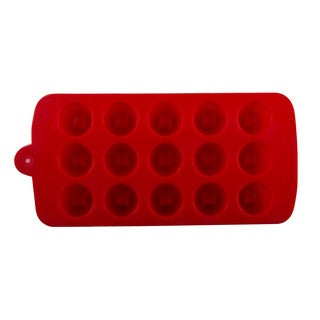 Silicone Ball Shape Mold/ Tray (Pack of 2)