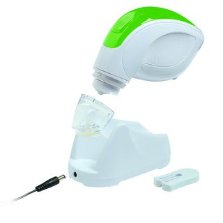 Nesco VS-09HH White/Green Hand Held Vacuum Sealer