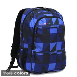 J World New York Dexter Block 15-inch Laptop Backpack