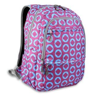 J World New York Dexter J Logo 15-inch Laptop Backpack