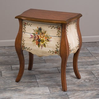Christopher Knight Home McKinley 2-Drawer Wood Cabinet
