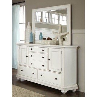 Huntington Storage Dresser and Optional Mirror