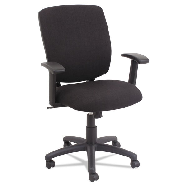 Alera Everyday Anthracite Task Swivel/Tilt Chair