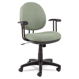 Alera Interval Series Parrot Green Swivel/Tilt Task Chair