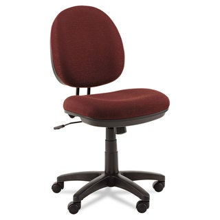 Alera Burgundy Interval Swivel/Tilt Task Chair