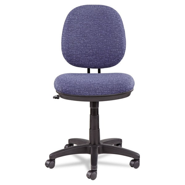 Alera Marine Blue Interval Swivel/Tilt Task Chair
