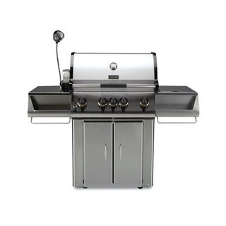 Vermont Castings 325 Signature Series Grill 3 Burner Free Standing