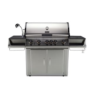 Vermont Castings 525 Signature Series Grill 5 Burner Free Standing