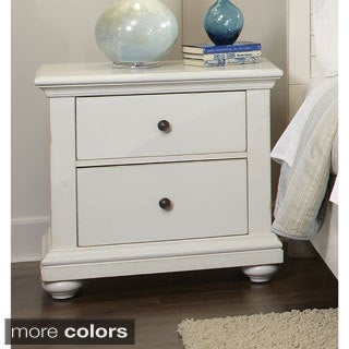Huntington 2-drawer Nightstand