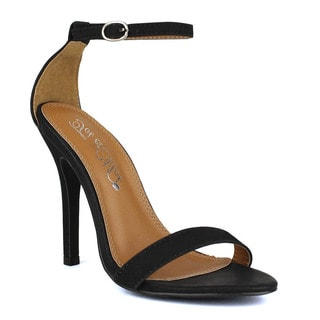 Toi et Moi Women's Carpaccio-02 High Heel Sandals