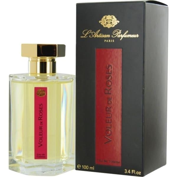 Lartisan Parfumeur Voleur De Roses Mens 3.4-ounce Eau de Toilette Spray