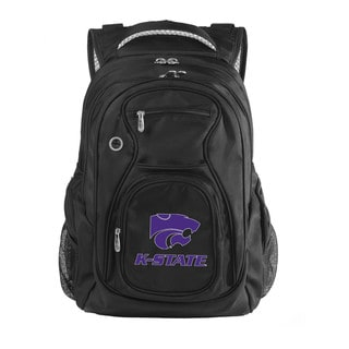 Denco Sports Luggage NCAA Kansas State 17.5-inch Laptop Backpack
