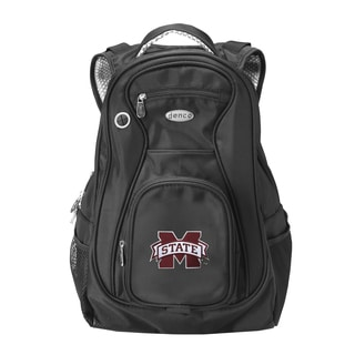 Denco Sports Luggage NCAA Mississippi State 17.5-inch Laptop Backpack