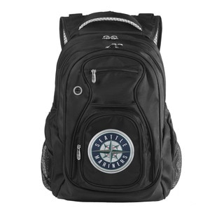 Denco Sports MLB Seattle Mariners 17.5-inch Laptop Backpack
