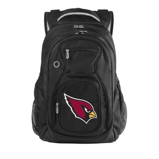 Denco Sports Luggage NFL Arizona Cardinals 17.5-inch Laptop Backpack