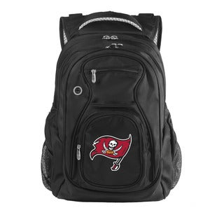 Denco Sports NFL Tampa Bay Buccaneers 17.5-inch Laptop Backpack