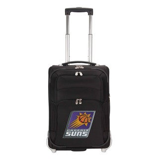 Denco Sports Luggage NBA Phoenix Suns 21-inch Carry On Upright Suitcase