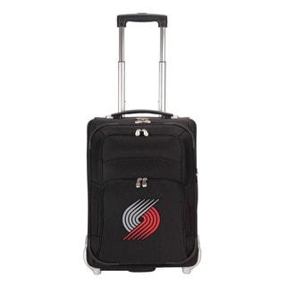 Denco Sports Luggage NBA Portland Trailblazers 21-inch Carry On Upright Suitcase