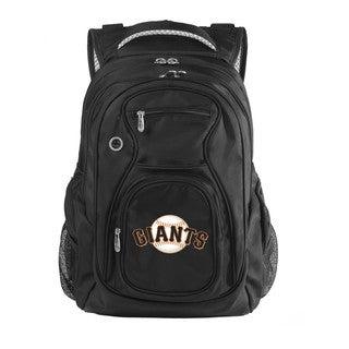 Denco Sports MLB San Fransisco Giants 17.5-inch Laptop Backpack