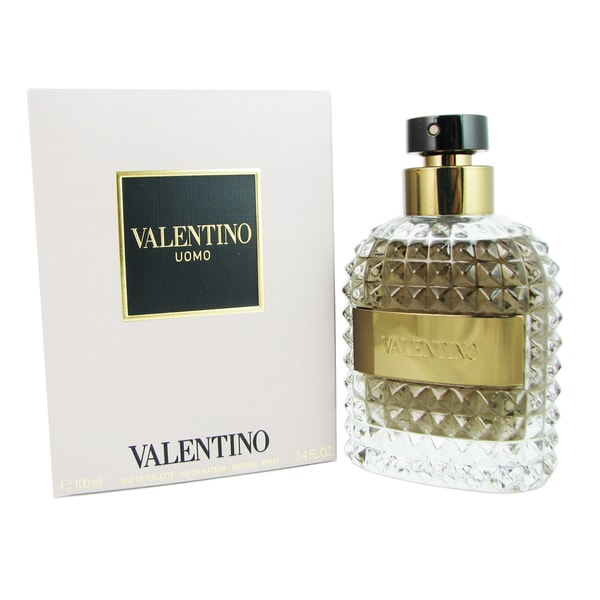 Valentino Uomo Men's 3.4-ounce Eau de Toilette Spray