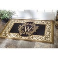 nuLOOM Handmade Estate Monogrammed Welcome Door Mat (3' x 6')