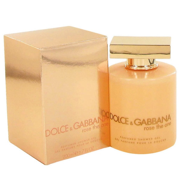Dolce & Gabbana Rose The One Women's 6.8-ounce Shower Gel