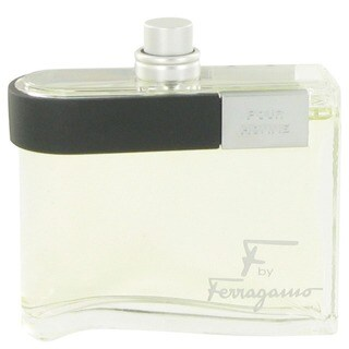Salvatore Ferragamo F Men's 3.4-ounce Eau de Toilette Spray (Tester)