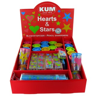 KUM Hearts and Stars 70-product Display
