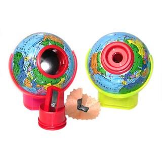 KUM 3020 Globe Pencil Sharpeners (Bucket of 12)
