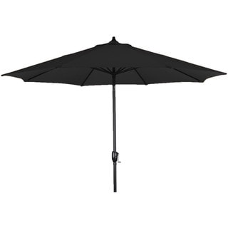 Somette 9 Foot Aluminum Frame Market Patio Umbrella