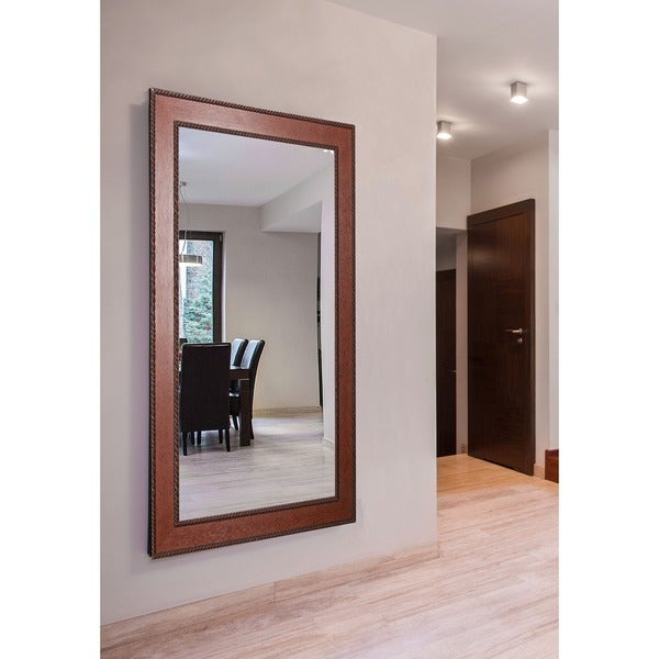 American Made Rayne Extra Large Western Rope Wall Mirror