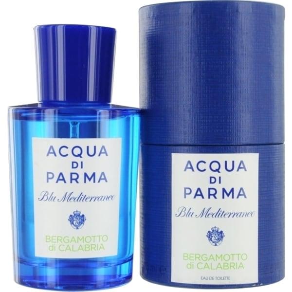 Acqua Di Parma Blue Mediterraneo Women's 2.5-ounce Bergamotto Di Calabria Eau de Toilette Spray